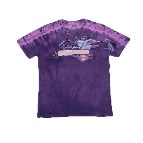 DON'T GET LEFT BEHIND DOLPHIN TEE