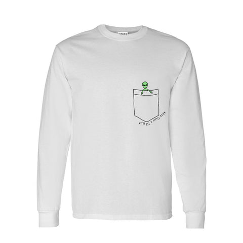 A LITTLE ALIEN LONG SLEEVE