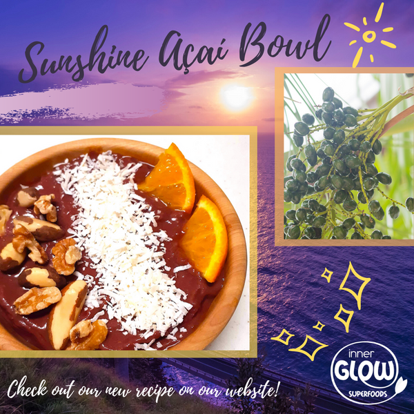 Sunshine Açaí Bowl