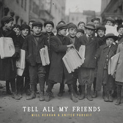 Tell All My Friends – CD