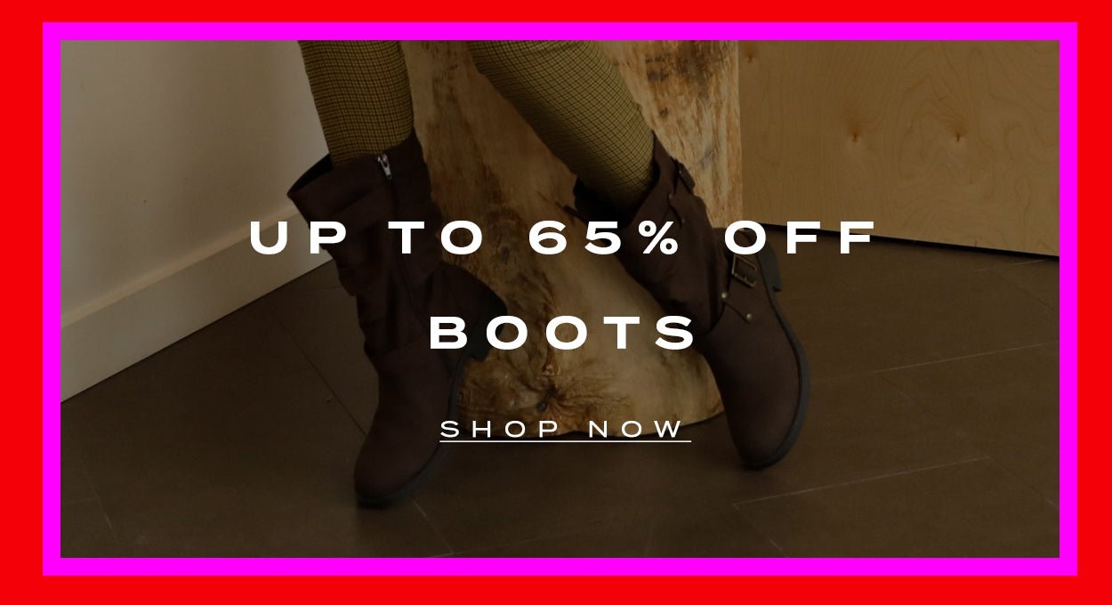 Finals Boots Reduction Sale