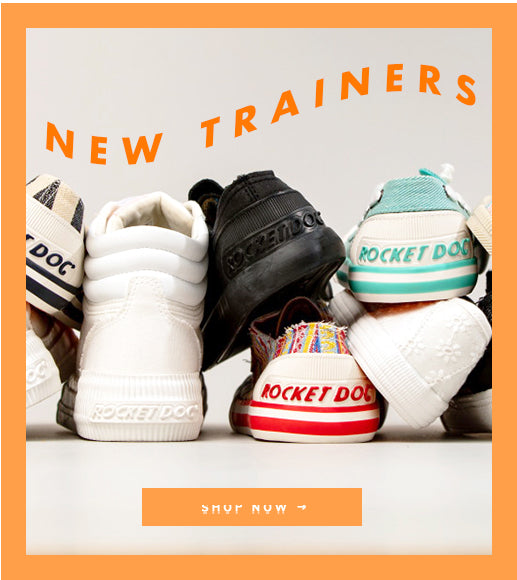 Rocket Dog New Trainers