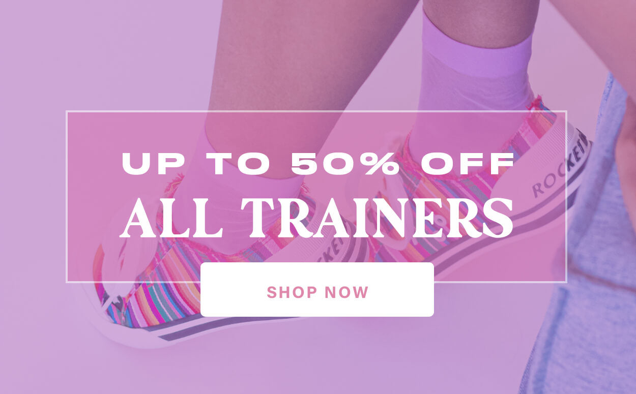 Rocket Dog Up to 50% Off All Trainers