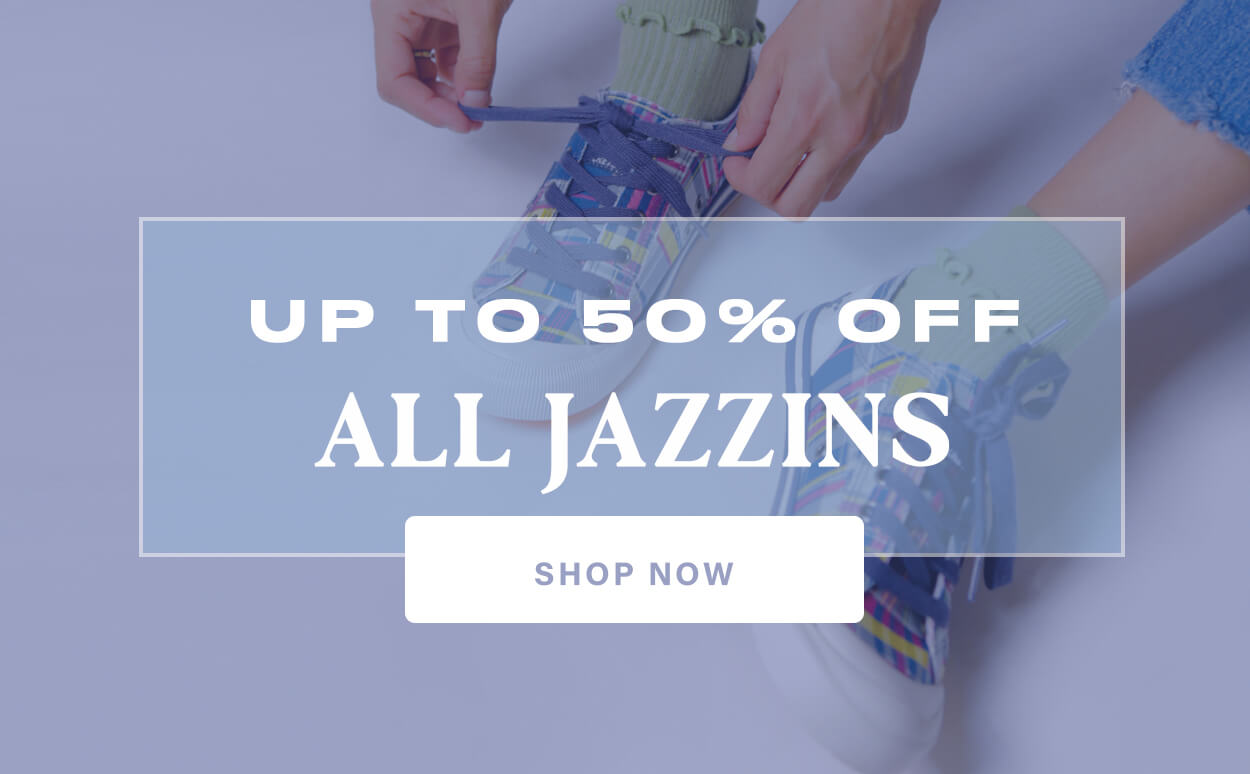Rocket Dog Up to 50% Off All Jazzins