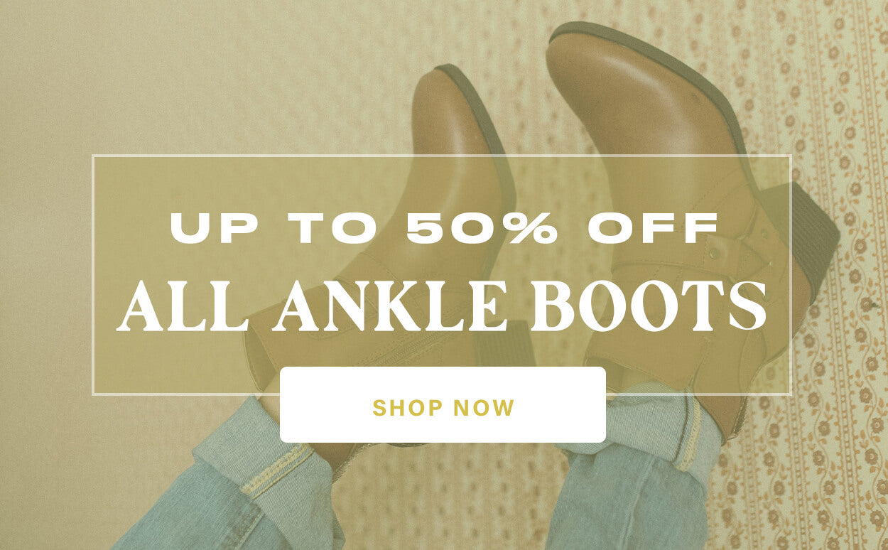 Rocket Dog Up to 50% Off All Ankle Boots