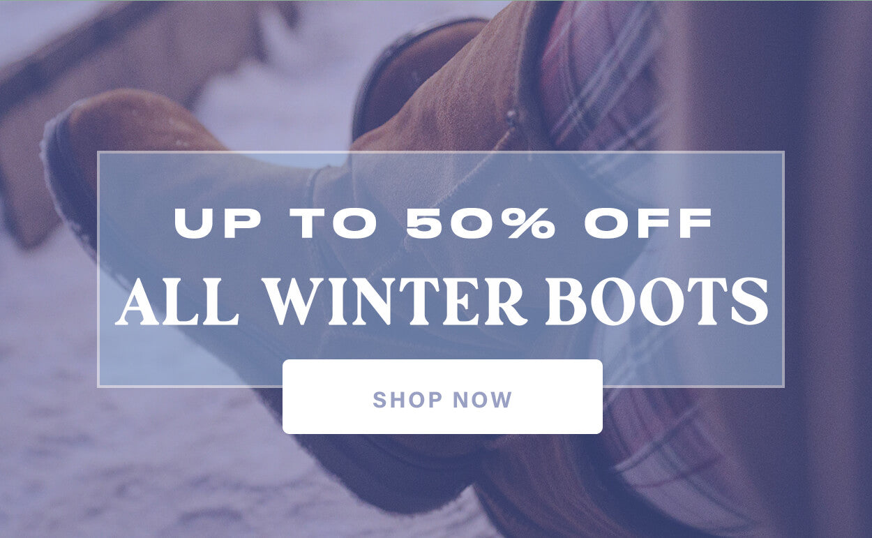 Rocket Dog Up to 50% Off All Winter Boots