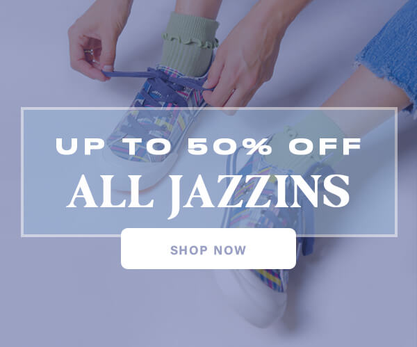 Rocket Dog Up To 50% Off All Jazzin