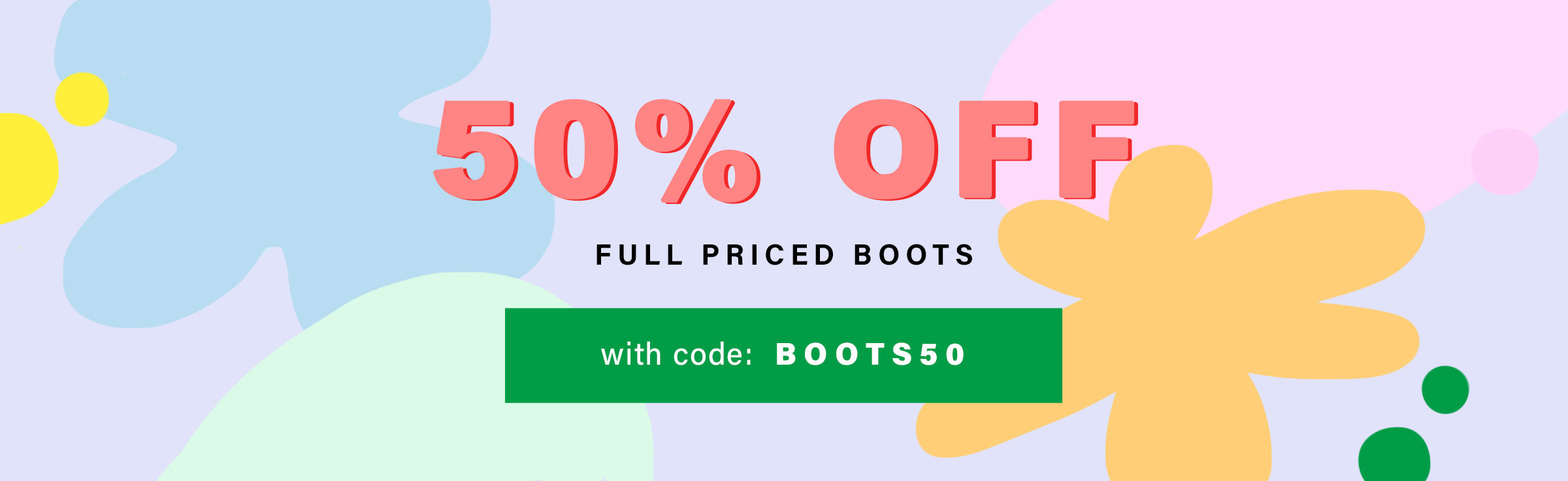 Boots 50