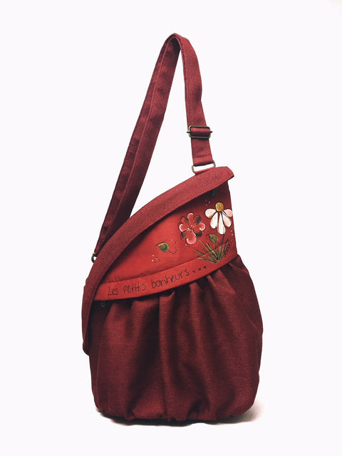 Sac Multi 2018... Rouge...