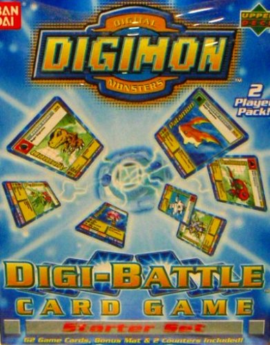 Digimon Base Structure Deck