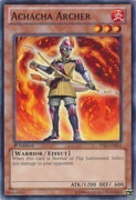 Achacha Archer - SP13-EN004 Starfoil Rare Unlimited