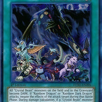 Advanced Dark - REDU-EN094 Secret Rare Unlimited