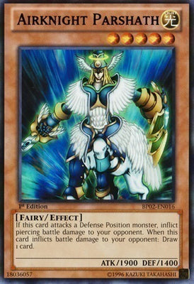 Airknight Parshath - RP02-EN058 R Unlimited