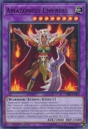 Amazoness Empress - CIBR-EN095 C Unlimited