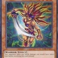 Amazoness Swords Woman - GLD3-EN006 Limited Edition