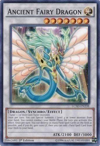 Ancient Fairy Dragon - LCKC-EN070 UR Unlimited