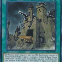 Ancient Gear Castle - SD10-EN023 C 1st