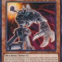 Ancient Gear Golem - Ultimate Pound - LED2-EN035 C 1st