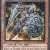 Ancient Gear Knight - BP03-EN033 Starfoil Rare 1st