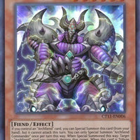 Archfiend Commander - CT11-EN006 SR Limited Edition