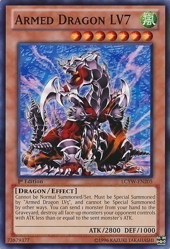 Armed Dragon LV7 - LED2-EN027 C Unlimited