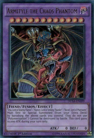 Armityle the Chaos Phantom - ANPR-EN091 Secret Rare Unlimited