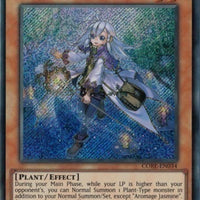 Aromage Jasmine - CORE-EN034 Secret Rare Unlimited