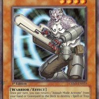 Assault Mercenary - CRMS-EN023 C Unlimited