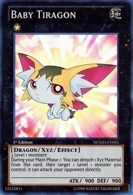 Baby Tiragon - SP13-EN027 C Unlimited