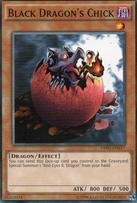 Black Dragon's Chick - SOD-EN017 C Unlimited