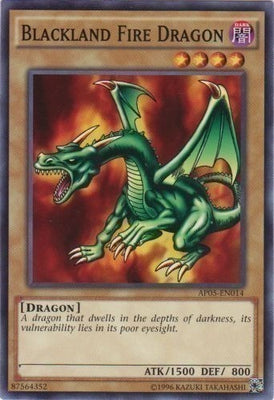 Blackland Fire Dragon - AP05-EN014 Short Print Unlimited