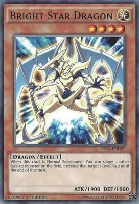 Bright Star Dragon - GAOV-EN094 C 1st