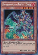 Brotherhood of the Fire Fist - Coyote - LTGY-EN082 Secret Rare 1st