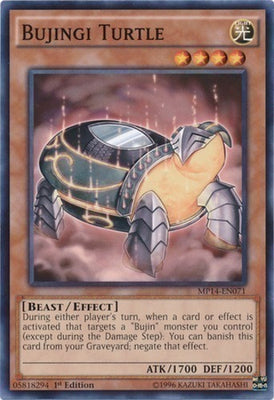 Bujingi Turtle - AP05-EN009 SR Unlimited