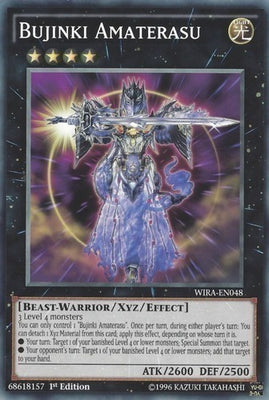 Bujinki Amaterasu - PRIO-EN052 Secret Rare Unlimited