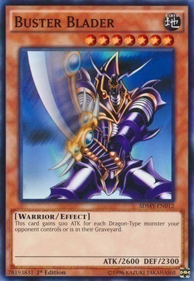 Buster Blader - BPT-008 Secret Rare Unlimited