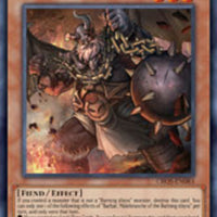 Barbar, Malebranche of the Burning Abyss - CROS-EN083 R Unlimited