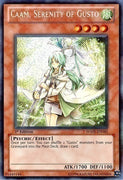 Caam, Serenity of Gusto - HA05-EN041 Secret Rare Unlimited