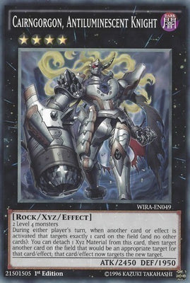 Cairngorgon, Antiluminescent Knight - PRIO-EN054 SR Unlimited