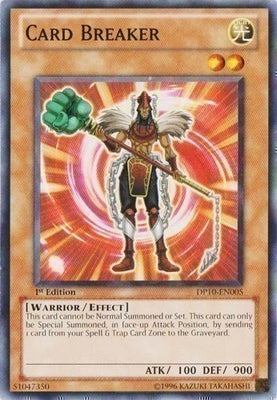 Card Breaker - DP10-EN005 C Unlimited