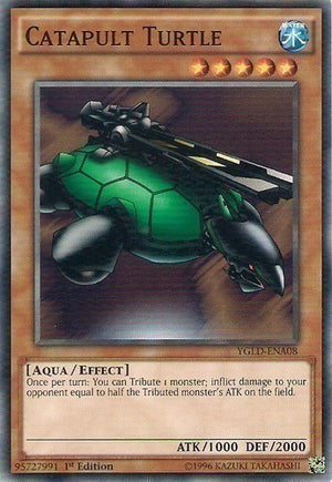 Catapult Turtle - DB2-EN047 SR Unlimited