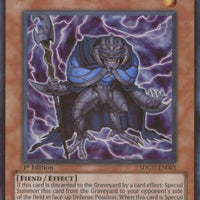 Ceruli, Guru of Dark World - SDGU-EN003 SR 1st