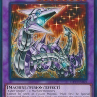 Chimeratech Fortress Dragon - JUMP-EN031 UR Limited Edition