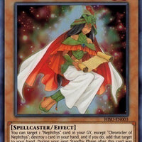 Chronicler of Nephthys - HISU-EN003 SR 1st