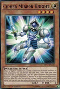 Cipher Mirror Knight - MP17-EN136 C 1st