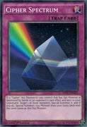Cipher Spectrum - MP17-EN221 C 1st