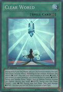 Clear World - SOVR-EN099 Secret Rare Unlimited