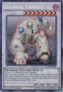 Colossal Fighter - LC5D-EN030 Secret Rare 1st