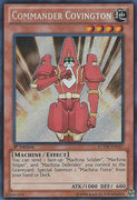 Commander Covington - LCYW-EN167 Secret Rare Unlimited