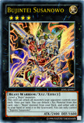 Bujintei Susanowo - CT11-EN002 Platinum Secret Rare Limited Edition